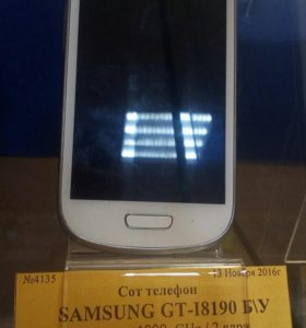 Сотовый телефон SAMSUNG GT-I8190 Б/У