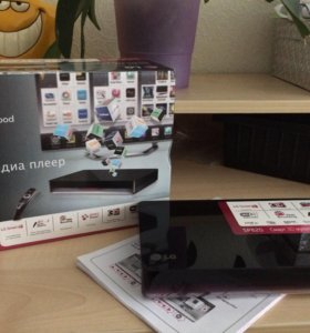 Мультимедиа плеер LG smart 3D
