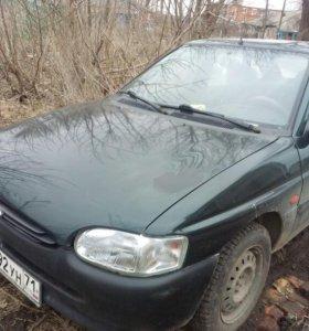 Форд эскорт 1998 год 1.3