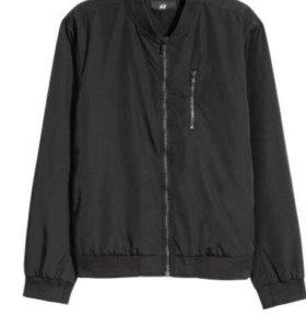 Куртка/бомбер новая