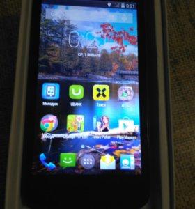 Телефон Fly IQ4502 Quad