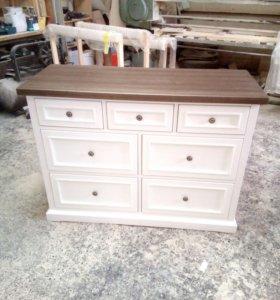 мебель из массива для дома
