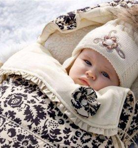Конверты для новорожденных фирмы Pilguni