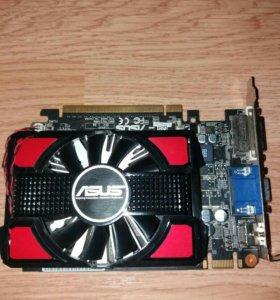 Видеокарта Nvideo GeForce gts 450