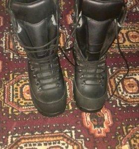 Ботинки (Берцы)