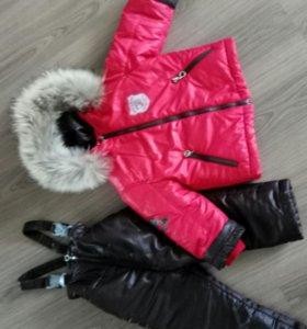 Зимний костюм от 1 года до 2,5