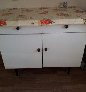 Стол тумба кухонный