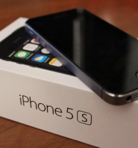 iPhone 5s 16gb LTE Space Gray