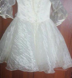 Платье для девочки,3-4 года.