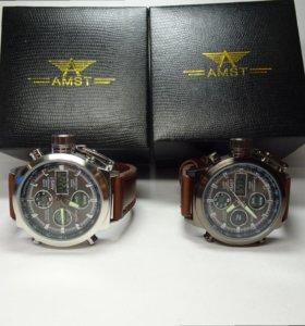 Мужские неубиваемые часы AMST (АМСТ)