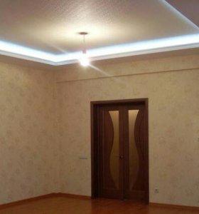 Натяжные потолки ремонт квартир