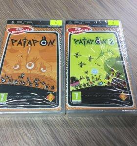Новые диски Patapon для PSP - новые
