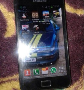 Samsung S2 GT19100