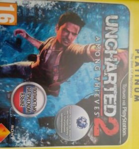 Игры PS3 unchanged2