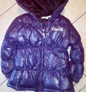 Куртка для девочки Krytik