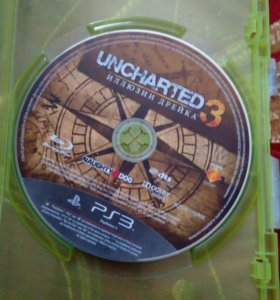 Игры на PS3 uncharted3