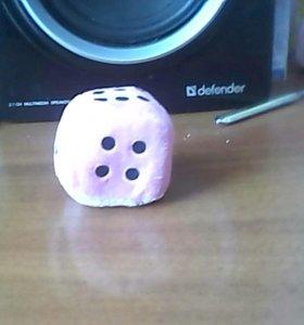 Мяхкий кубик