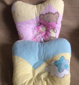Детские ортопедические подушки