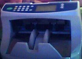 Купюросчетная машина