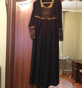 Абайное платье
