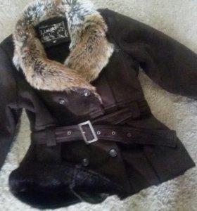 курточка -дублёночка -новая