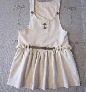 Новые платья-сарафаны