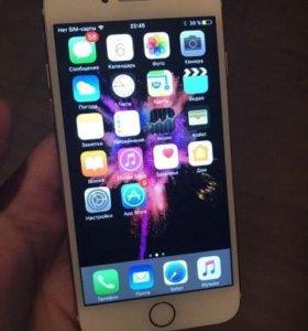Черный айфон 7, Гарантия, новый.replik