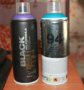 Montana black и mtn 94
