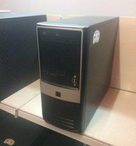 Компьютер 2 ядра intel dual core для игр и работы