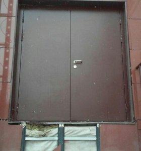 Металическая дверь 1890х2140