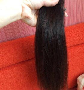 Натуральные волосы для холодного наращивания