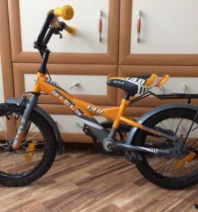 Детский велосипед 16дюйм Stels pilot 140 16