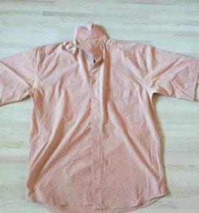 Рубашка фирменная размер 48/50