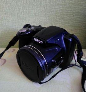 Фотоаппарат,зарядное,сумка.