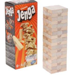 Настольная игра Дженга