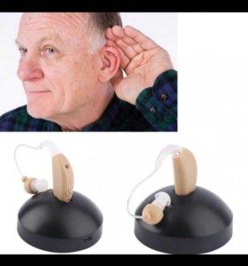 Аккумуляторный заушной слуховой аппарат