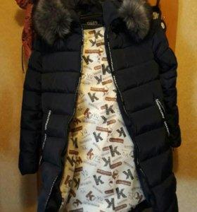 Продам куртку зима р-р 48