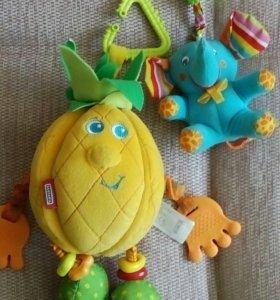 Игрушки- подвески TINY LOVE