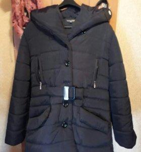 Продам куртку весна-осень р-р 50