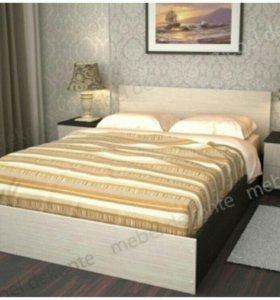 Кровать 160*200 см. с матрасом