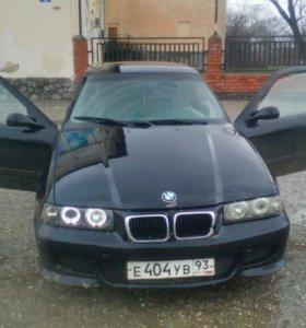 BMW e36 3 купе 1998 года