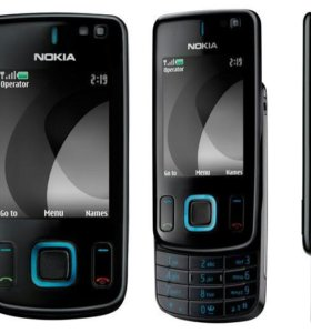 Nokia 6600 Slide.Black.Новые.