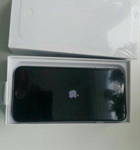 Iphone 6 на 16гб. Space gray. Гарантия