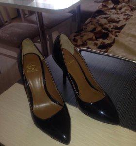 Туфли натуральная кожа