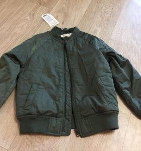 Куртка манго новая