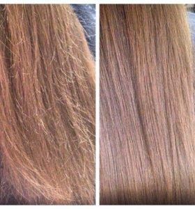 Полировка волос от 250 рублей