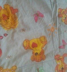 Одеялко детское синтепон