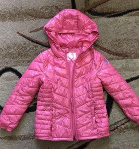 Куртка для девочки рост 110-122 см