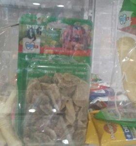 Продам лакомства для собак тетвит