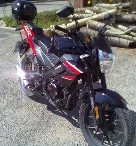 Мотоцикл Ирбис GR 250